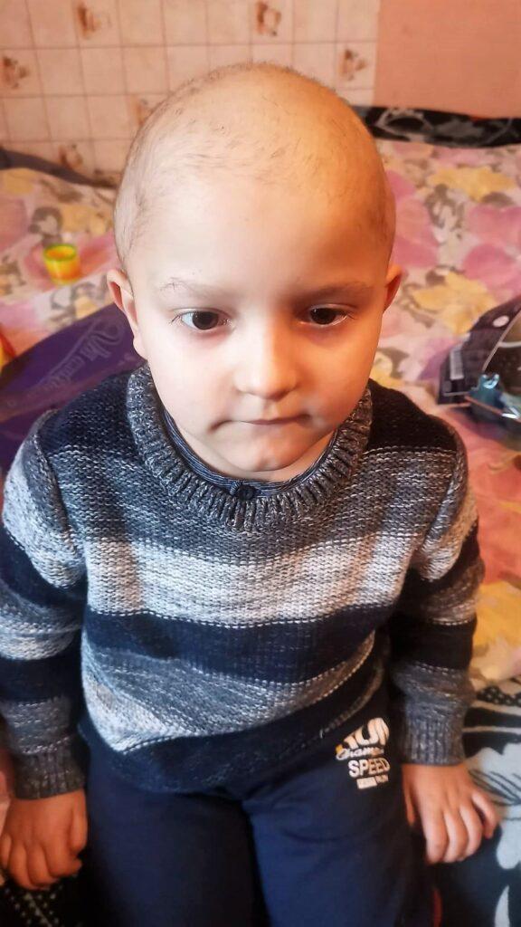 Vă cerem sprijin în a-l ajuta pe Nicolas