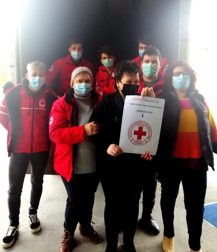 Campaniile umanitare de luptă împotriva SARS COV 2